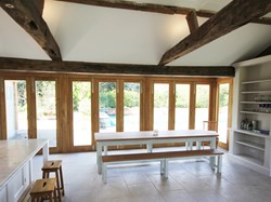 Berkshire Pool House Conversion - Windows