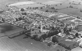 Hanslope Aerial View