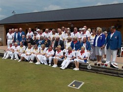 Oakley Bowling Club Opening of New Pavilion 2013