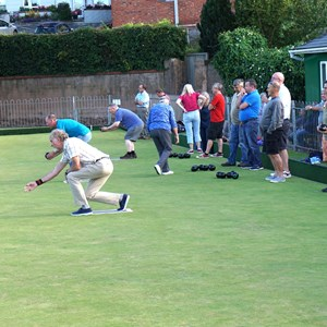 Industrial bowls competition