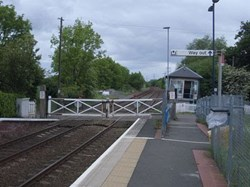 Fiskerton Station