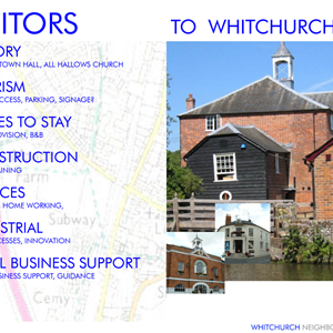 Key Issues, Whitchurch Neighbourhood Plan