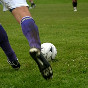 Football Player - Bromham Youth AFC