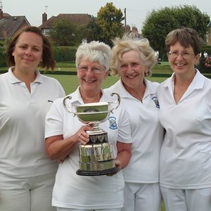 Yorkshire Ladies Fours 2015