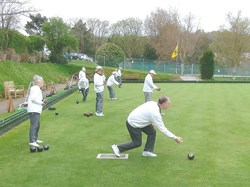 Plympton Bowling Club Club Coaching