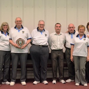Hodder League winners 2015 - 16