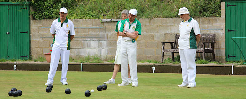 Loudwater Bowls Club Find Us