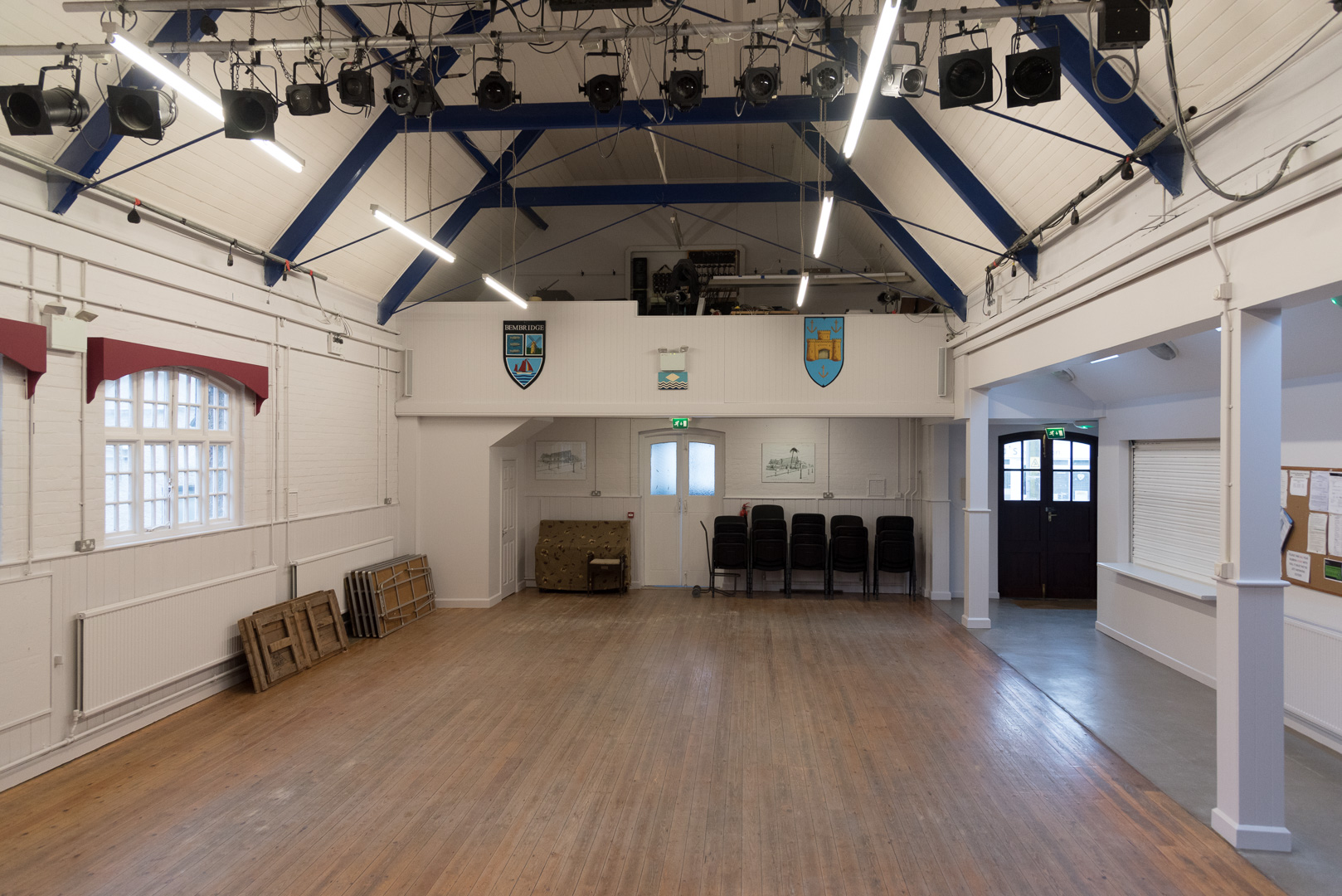 Bembridge Village Hall Home