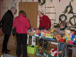Little Wenlock Parish Council Christmas Fayre 2015