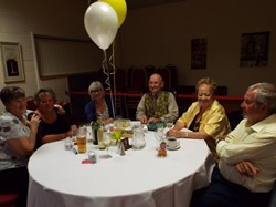 Howard Park Bowls Club Awards Diner 2017