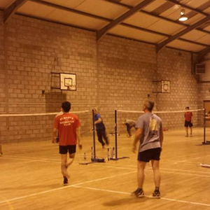 Gallery, St Mary's Badminton Club
