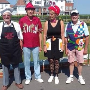 Westbrook Bowls Club 14/07/2018 Westbrook Charity Fun Day