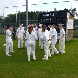 Selsey Cricket Club - Women's Team