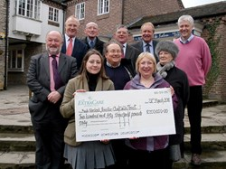 Much Wenlock Forester Charitable Trust Grants Awarded