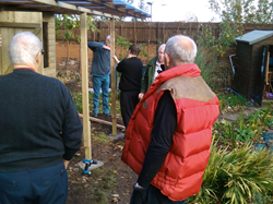 Newport Men's Shed Past Projects