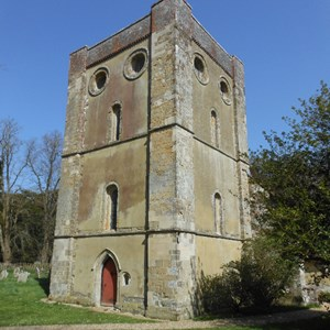 The Norman tower