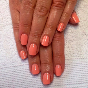 Salmon Run - Nails By Kelly