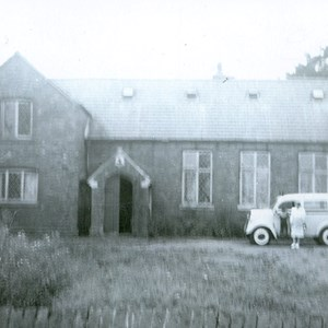 Church Hall prior to conversion to Village Hall