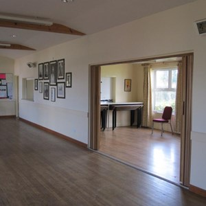 About Us, Tangley Village Hall