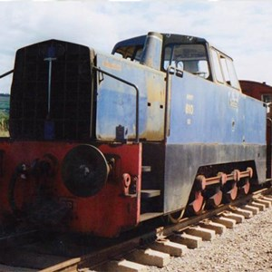 WD610 General Lord Robertson (Sentinel 0-8-0DH)