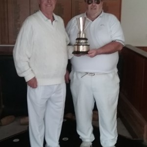 David Morrison and John Smith - Club Pairs