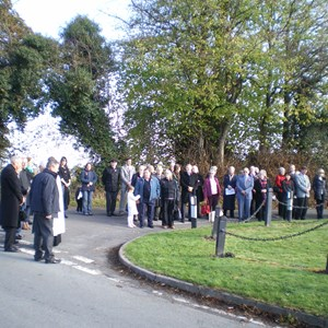 Cound Parish Council Rededication