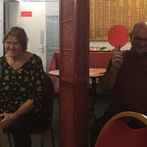 Swindon West End Bowls Club 2019 Mr & Mrs - 9th Feb 2019