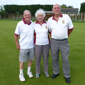 West Mersea Bowls Club 2019 Champions League