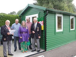 Lockswood Bowling Club Dedication Ceremony