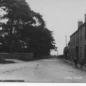 Church Lane 1914