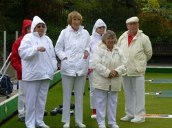 Whitstable Bowling Club Opening Drive