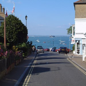 High street Seaview