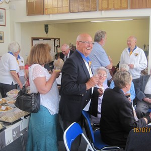 Westbrook Bowls Club 16/07/2016 New Club House Opening