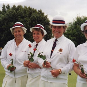 County Fours Winners 1994