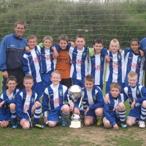 Dunstable Town Youth Under 11s Team Picture