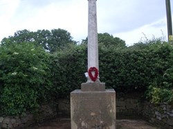 Little Ness War Memorial