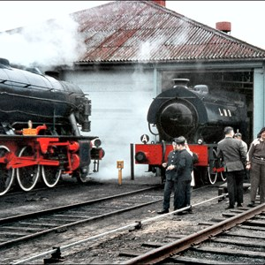 Friends of Alton Station Longmoor Military Railway