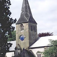 St Lawrence Church, Alton
