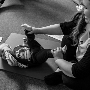 About Us, Little Saplings Infant Massage and Yoga