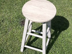 The RWB Shed Geff's Stool