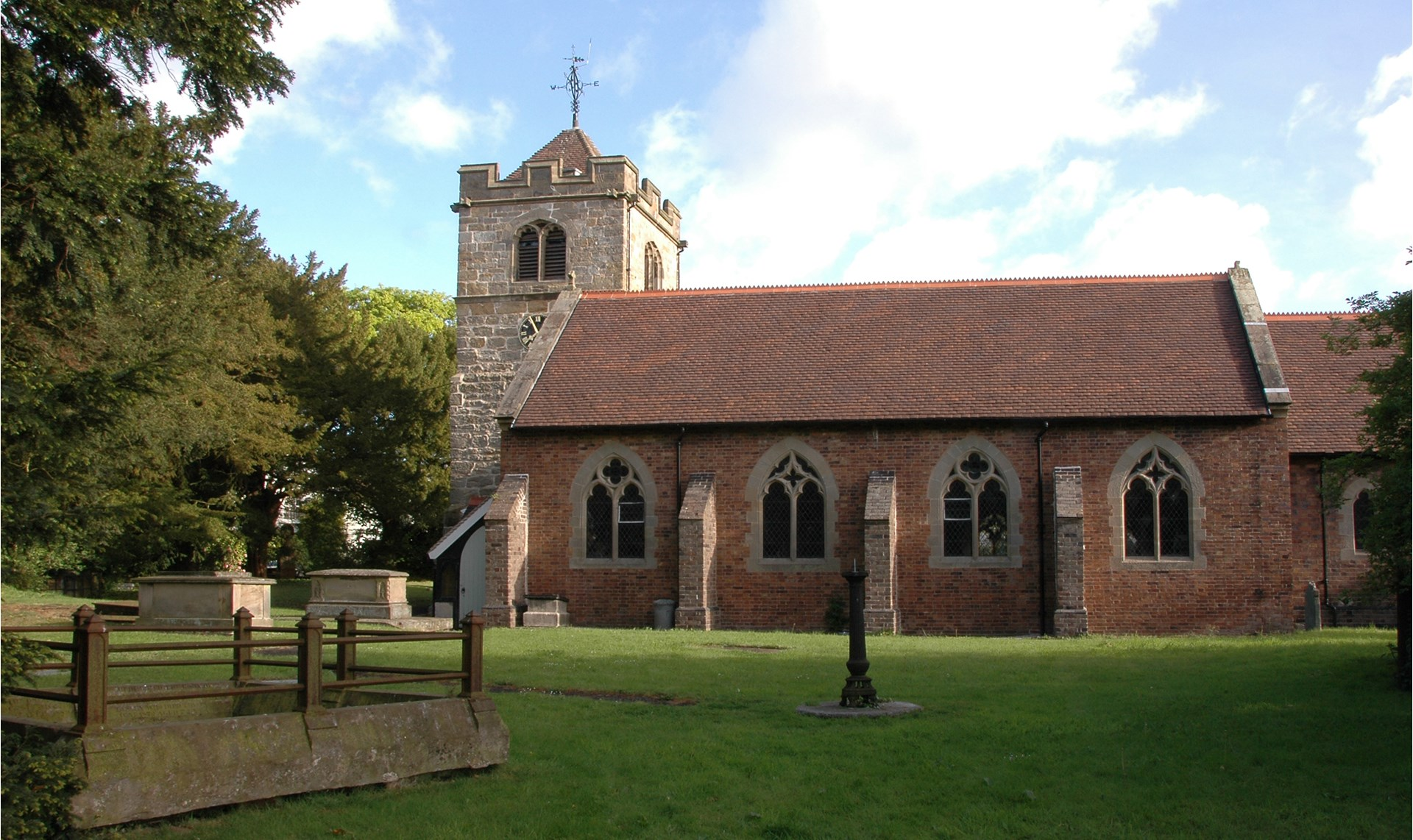 Little Wenlock Parish Council St Lawrence Church