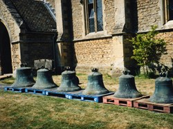 St James' Church, Little Milton - Bells