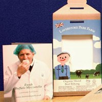 Laverstoke Park Farm Food Packaging