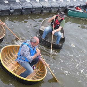 Frome Men's Shed Coracles