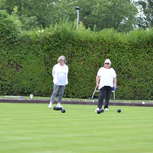 Swindon West End Bowls Club 2019 - Bill Green Open Pairs - 28th July