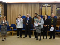 Cllr Neales reception