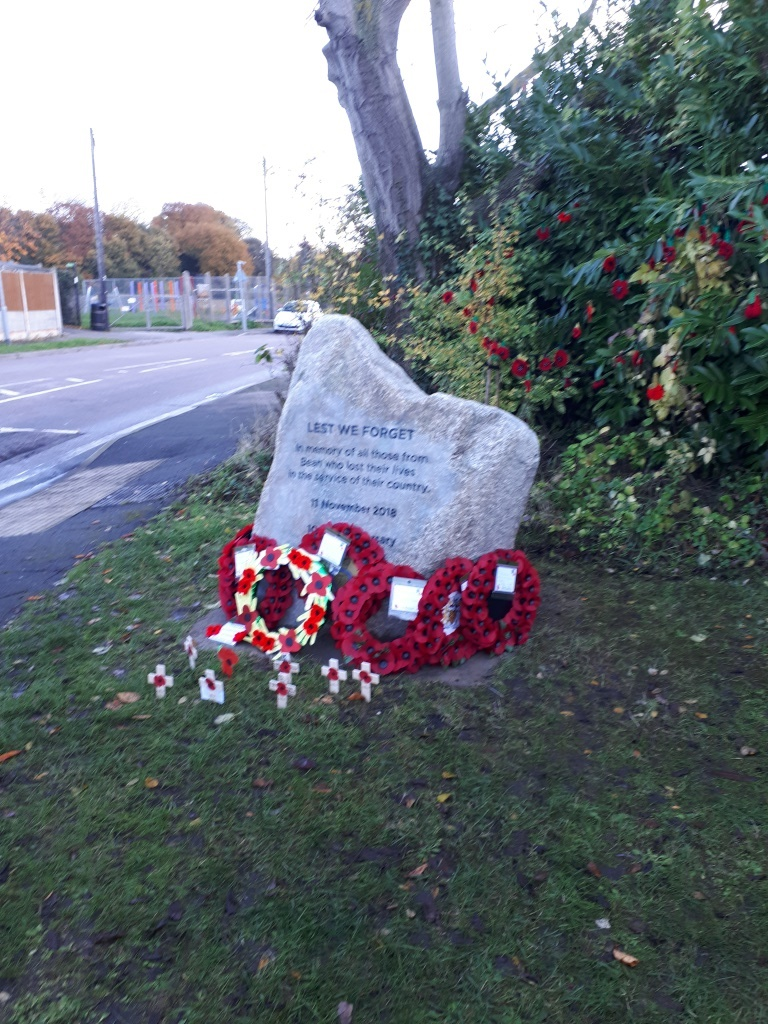 Bean Parish Council Bean Memorial