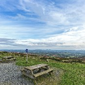 Clee Hill Picnic Area/Car Park