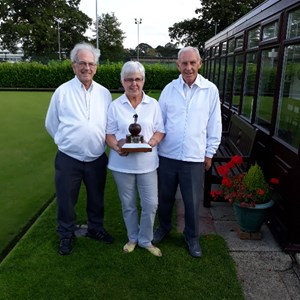 Doug Marwood Triples winners 2017