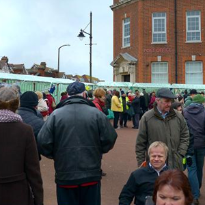 Gallery, Bexhill Farmers Market